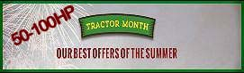 July Tractor Month 50-100hp