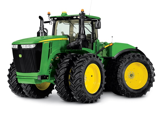 4WD & Track Tractors (9 Series)