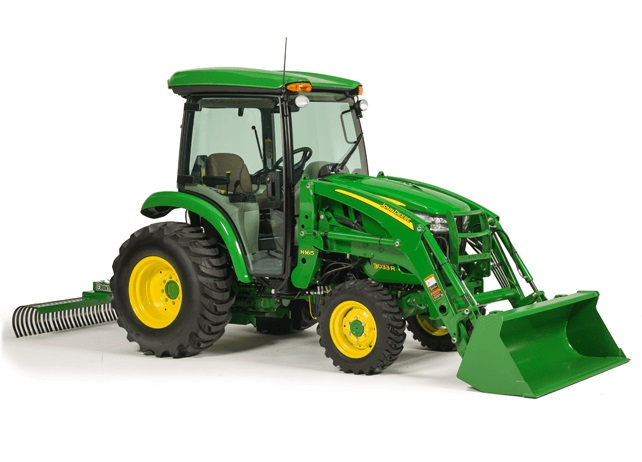 3039R Compact Utility Tractor