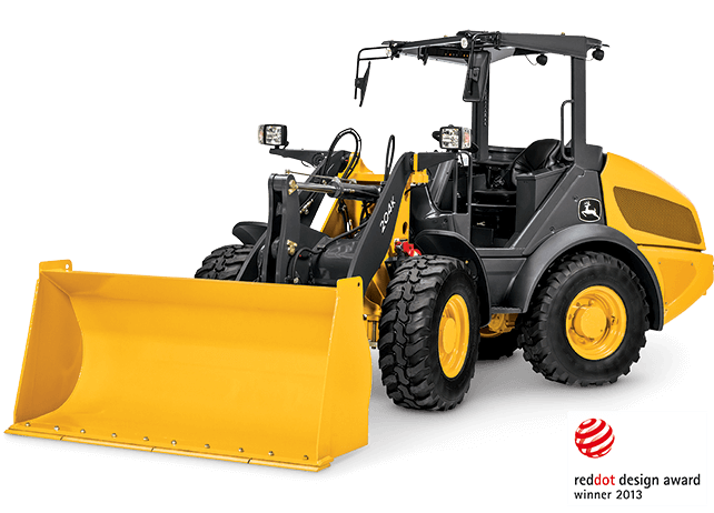 204K Four Wheel Drive Loaders