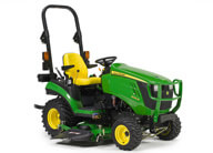 1025R Sub-Compact Utility Tractor