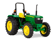 5055D Utility Tractor