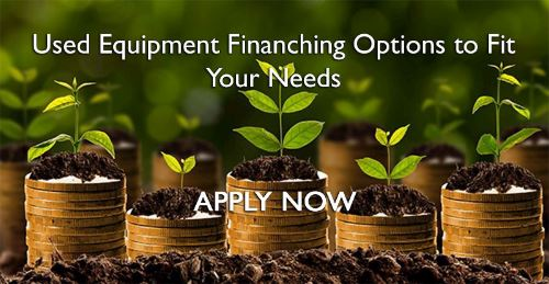 Used Equipment Financing