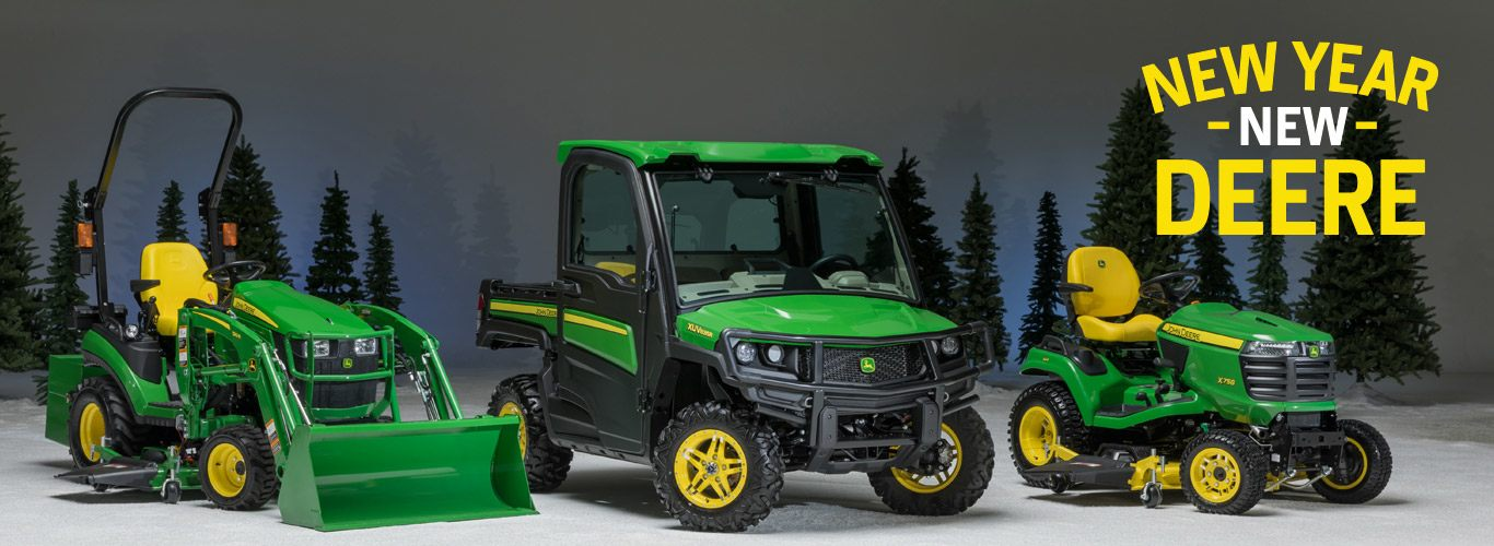 New Year- New Deere