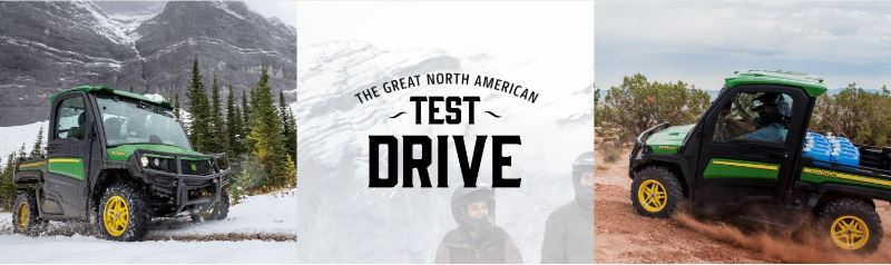 Great North American Test Drive